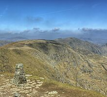 Trig Point by Jamie  Green