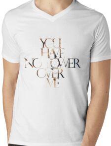 Labyrinth Quote Mens V-Neck T-Shirt