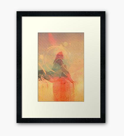 Endless Summer A Framed Print