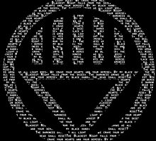 Black Lantern Oath  by DarkBlueOwl