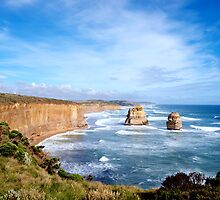 Twelve Apostles by Rebecca Johnson