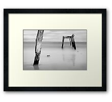 Outcast Framed Print