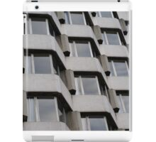 COncrete MAtrix iPad Case/Skin