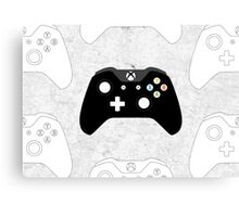 Xbox One Controller Canvas Print