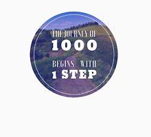 Inspirational Quote - Journey Unisex T-Shirt