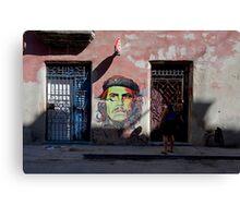 Che Street Art Canvas Print