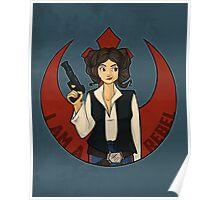 Rebel Girl Poster