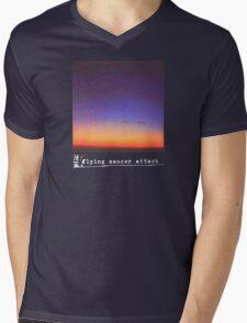 Flying Saucer Attack : Rural Psychedelia Mens V-Neck T-Shirt