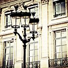 paris architecture by faithie