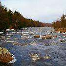 St. Regis River.. by linmarie
