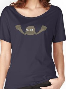 Sassy Geodude! Women's Relaxed Fit T-Shirt