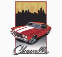 Chevelle 427 by Steve Harvey