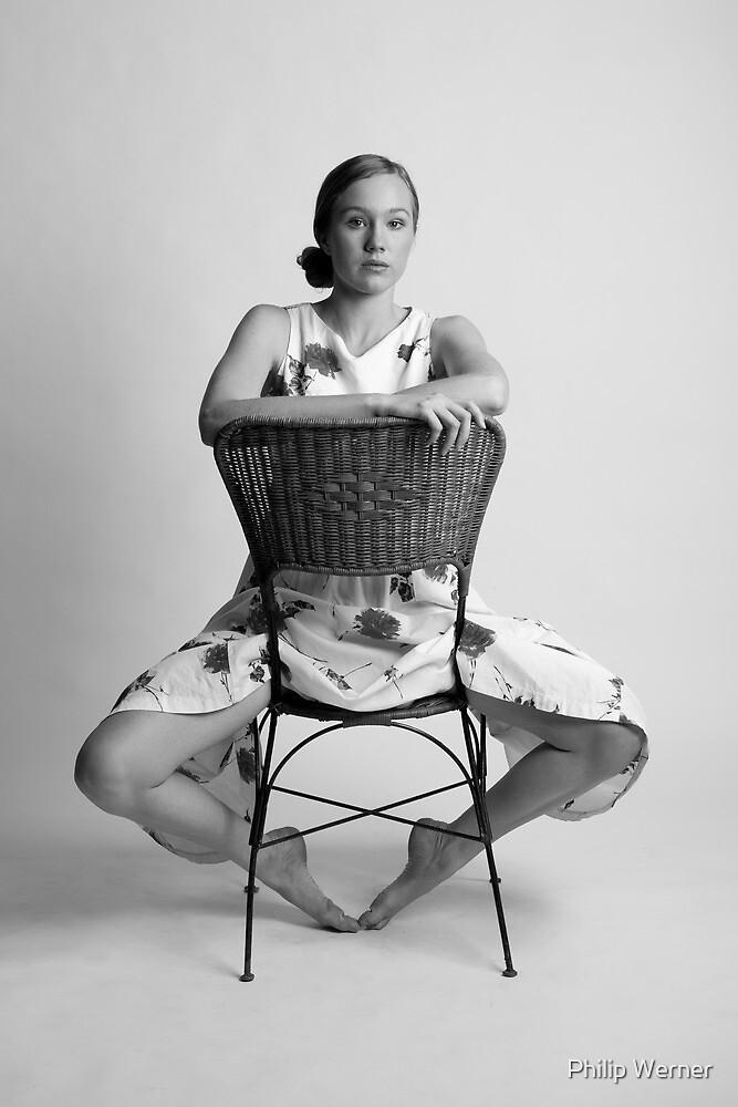 Sitting Pretty Still by Philip Werner