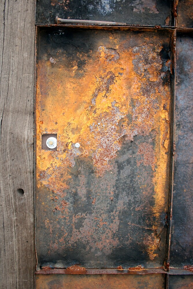 Rustic Entrance by shazart