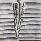 Abstract Croquis of a Nude Female 07 by Nasko .
