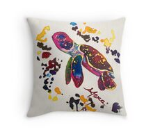 Ink Hatchling Throw Pillow