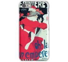 Jules Alexandre Grün Affiche la Pépinière Grün iPhone Case/Skin
