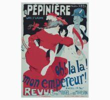 Jules Alexandre Grün Affiche la Pépinière Grün Baby Tee