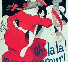 Jules Alexandre Grün Affiche la Pépinière Grün by wetdryvac