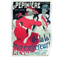 Jules Alexandre Grün Affiche la Pépinière Grün Poster
