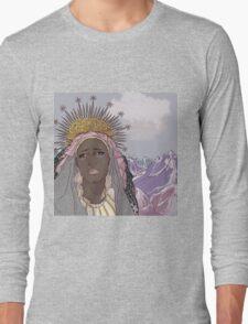 Crying Mary Long Sleeve T-Shirt