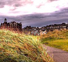 St Andrews Golf Course Scotland by JH2011