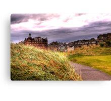 St Andrews Golf Course Scotland Canvas Print
