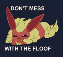 Don't Mess with the Floofy Flareon by Artegan
