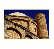Larnaca Youth International Hostel Art Print