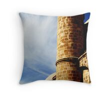 Larnaca Youth International Hostel - side view Throw Pillow