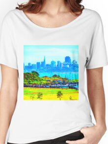 Treescape City Women's Relaxed Fit T-Shirt