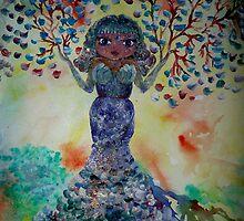 Good Karma Tree by Nata (ArtistaDonna) Romeo