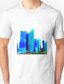 Bleach City Sky T-Shirt