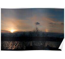 Dual Sun Poster