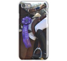 Purple Ribbon iPhone Case/Skin
