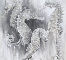 Sea Horses by Joe Helms