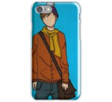 what's your face? iPhone Case/Skin