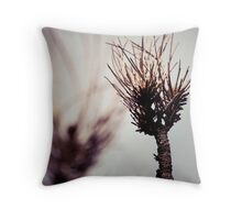 After the fire... Throw Pillow