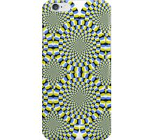 Optical Illusion Moving iPhone Case/Skin