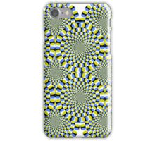 Optical Illusion Moving iPhone Case/Skin