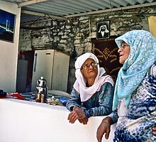 Conversation . Fethiye. Aegean region of  Turkey . by Brown Sugar . Views (192) Thanks ! by © Andrzej Goszcz,M.D. Ph.D