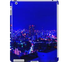 Royal Blue iPad Case/Skin