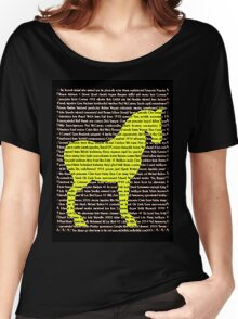 """The Year Of The Horse"" Clothing Women's Relaxed Fit T-Shirt"