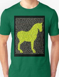 """""""The Year Of The Horse"""" Clothing Unisex T-Shirt"""