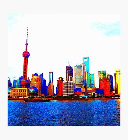 Shanghai Chic Photographic Print