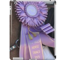 Purple Ribbon iPad Case/Skin