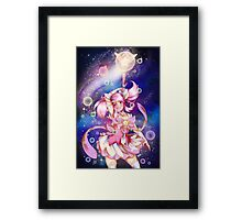 star guardian Lux Framed Print