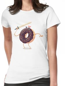 Baked To Rule Womens Fitted T-Shirt