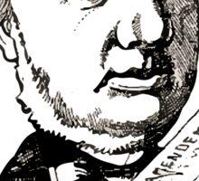 Georges Lafosse Henri Wallon Sticker