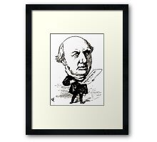 Georges Lafosse Henri Wallon Framed Print